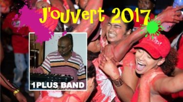 1PLUS Band at Jouvert Morning