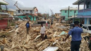 Dominica After Hurricane