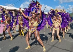 Carnival Dance Troop