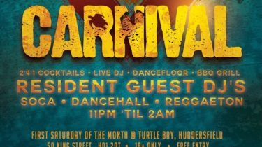 Turtle Bay Carnival Party