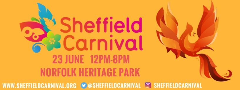 Sheffield Carnival Flyer