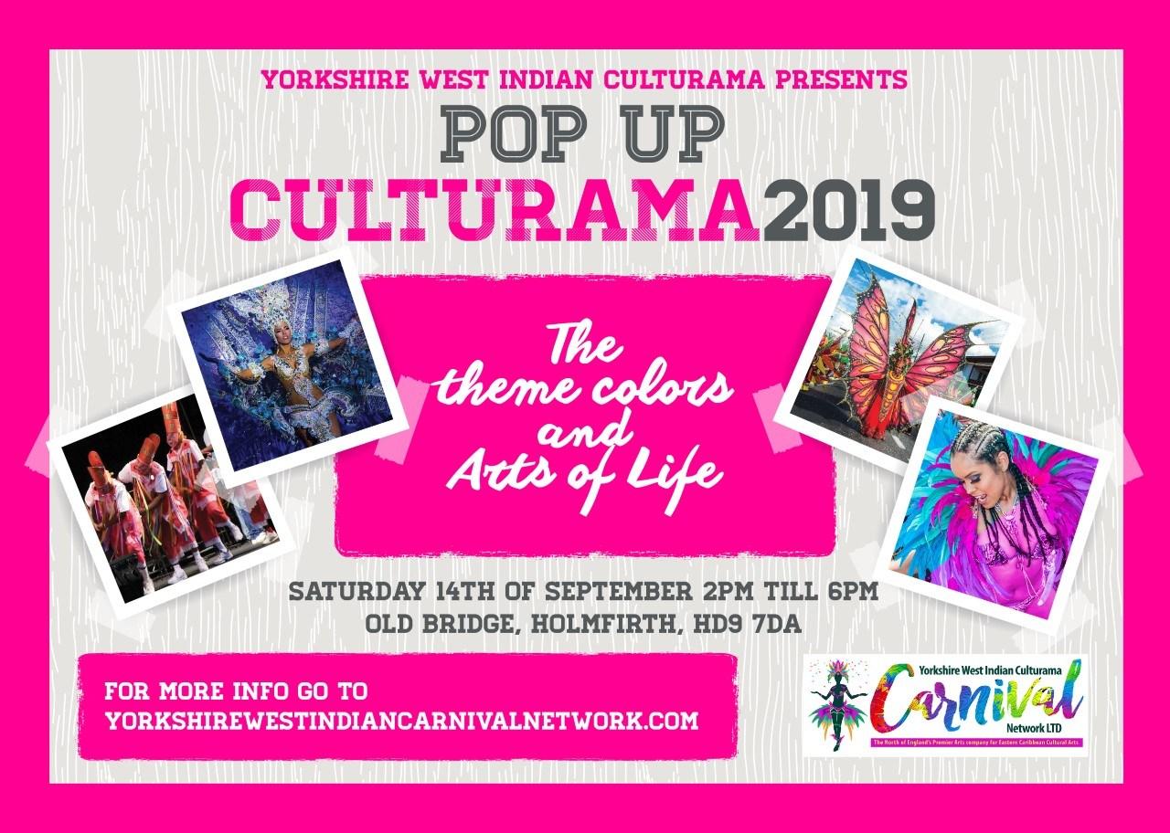 Popup Culturama Carnival 2019