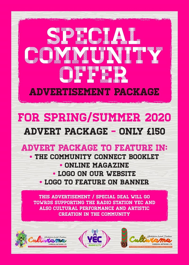 YWICCN Special Community Offer 2020