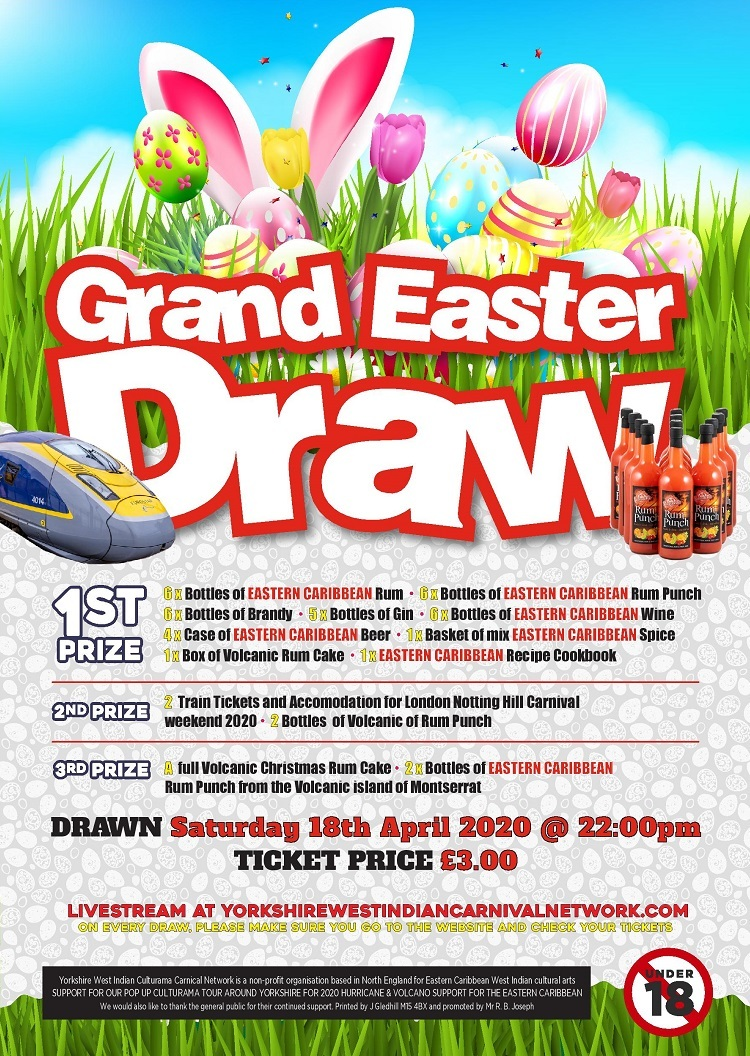Grand Easter Draw 2020