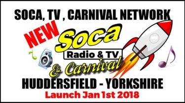 Huddersfield Yorkshire Radio TV Launch 2018