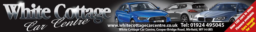 White Cottage Car Sales