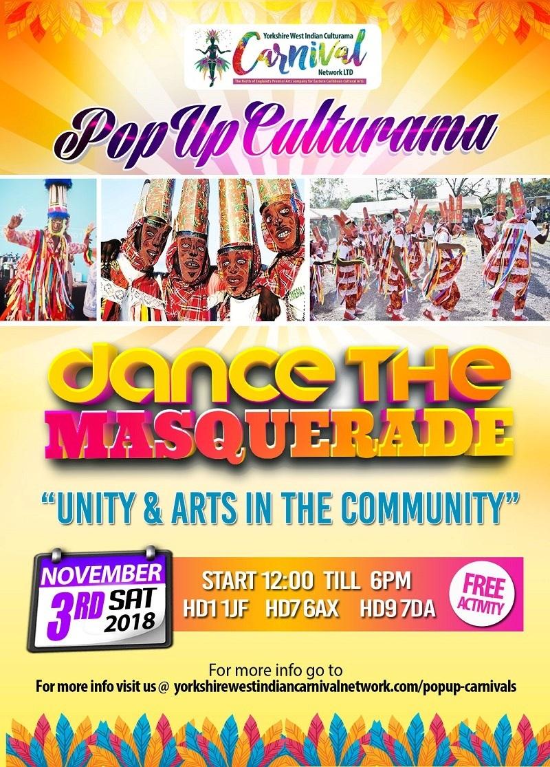 Soca Village Flyer Front