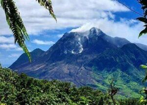 Soufriere Volcano Montserrat