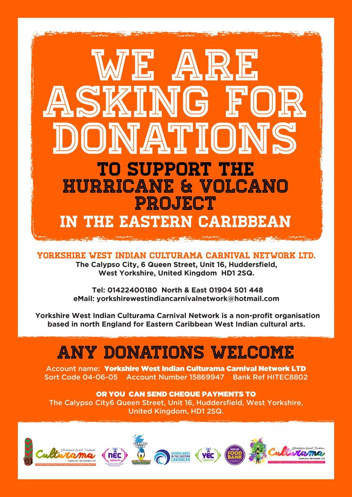 YWICCN Hurricane Support Project
